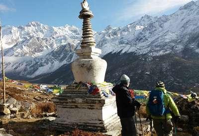Everest Panorama Trek - short tea house trekking to Tengoboche cloister