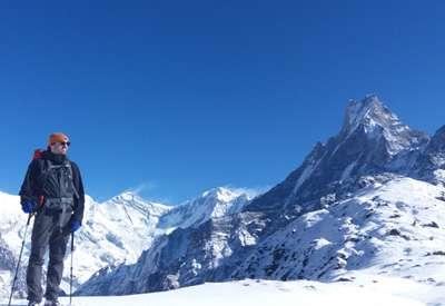 Mardi Himal Trek with Nawaraj Rijal