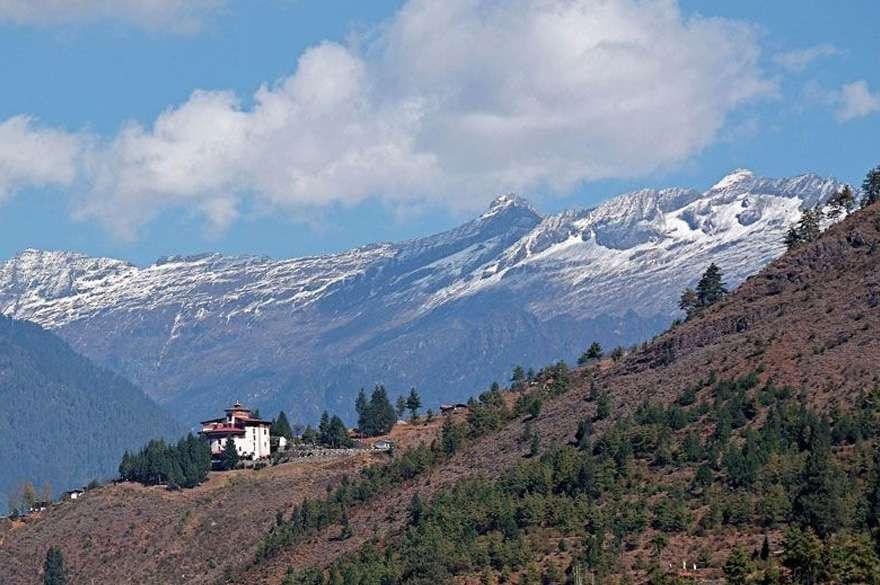 Bhutan Trekking The Druk Path