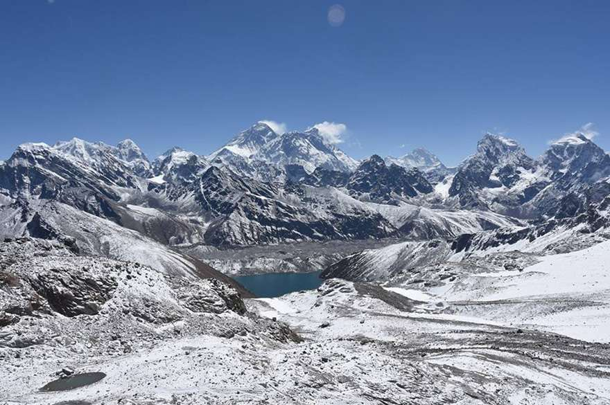 EBC Via Chola Pass & Gokyo Lake Trek