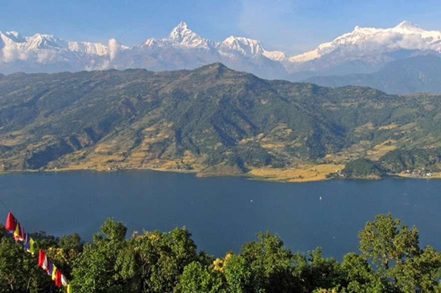 Pokhara Sarankot day hiking