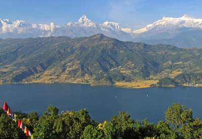 Pokhara Sarankot day hiking
